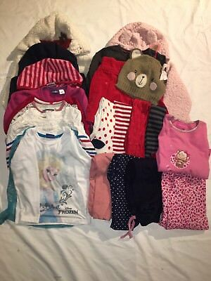 Girls Large Clothes Bundle 2-3 Years 21 Items