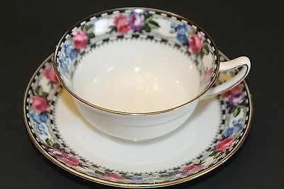 PARAGON STAR Teacup Cup/Saucer