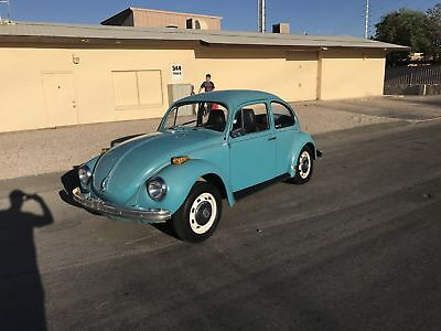 1972 Volkswagen Beetle - Classic Super beetle NO RESERVE 1972 VW SUPER BEETLE ORIGINAL NUMBERS MATCHING RUNS AND DRIVES GREAT