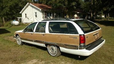1994 Buick Roadmaster  Not running electrical issues, needs brake lines