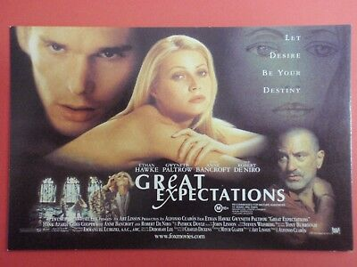 Postcard : GREAT EXPECTATIONS : Cinema Promo