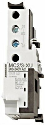 Undervoltage release 208-240VAC for SCHRACK MC2 and 3 or EATON NZM2 and NZM3