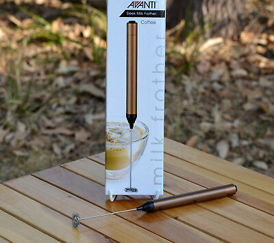 Avanti Sleek Milk Frother - Coffee