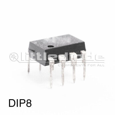VIPER12A Integrated Circuit - CASE: DIP8 - MAKE: STMicroelectronics