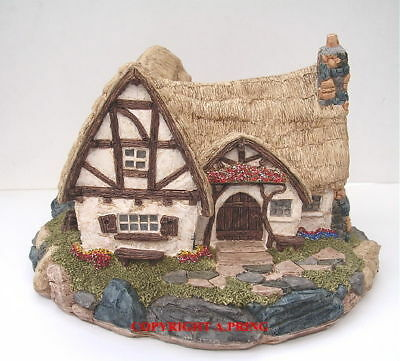 Lilliput Lane SEVEN DWARFS COTTAGE Disney Special - B&D