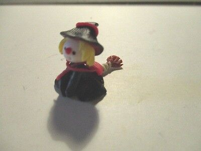 Dolls House Miniature Witch Bb