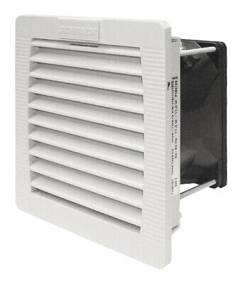 Insudtrial enclosure / swicthboard Filter Fan 29 m3/h 230V AC - IUKNF1523A