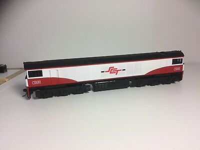 SCT CSR Class Locomotive. Suit Austrains. Auscision Rollingstock