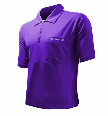 Target Cool Play Purple Darts Shirt - Small - BRAND NEW