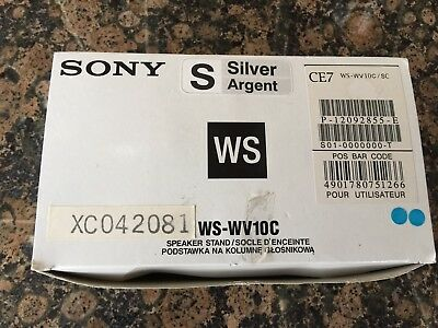 Sony Pascal Speaker Bracket Kit WS-WV10C