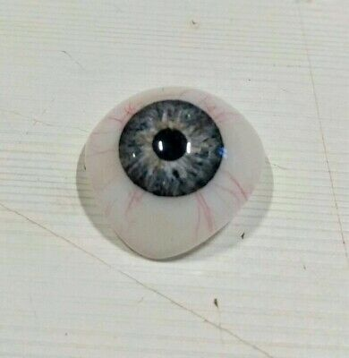 Artificial Eye Gray Colour ,Natural and Realistic Human Prosthetics By Dr.Onic