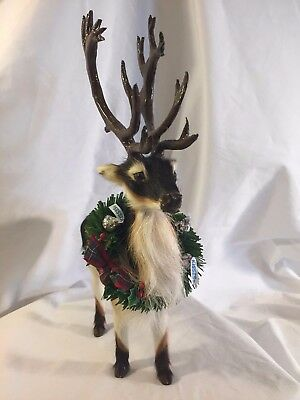 Byers' Choice Reindeer from the Hershey Collection