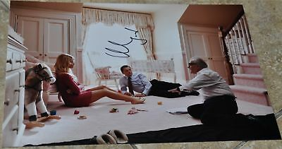 "Margot Robbie Signed 12"" x 8"" Colour Photo Wolf Of Wall Street Suicide Squad #2"