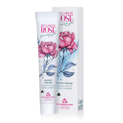The Face Shop Daily Perfume Hand Cream 01 Rose Water at