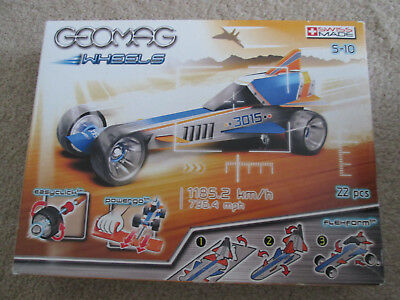 Geomag Wheels ~ Boxed Sealed