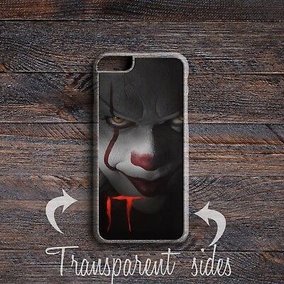Inspired By Stephen King It Clown Pennywise Phone Case Cover For Iphone Models