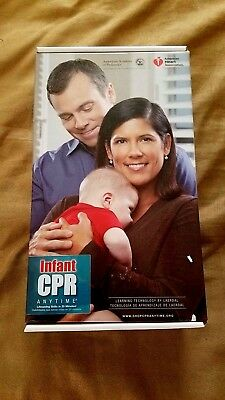American Heart Association Infant CPR Anytime Kit!