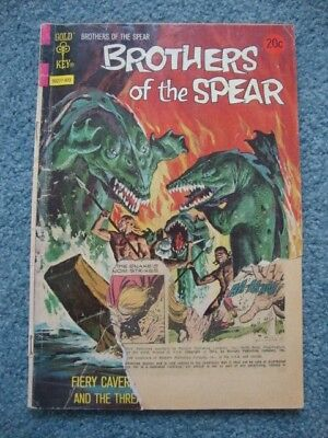 Brothers of the Spear comic book