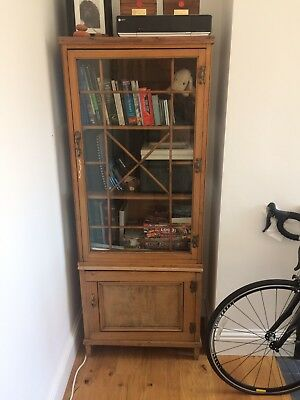 Victorian Antique Pine Cupboard