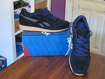 Zapatillas Reebok Classic Cl Crepe  Uk 7.5  Limited Shoes