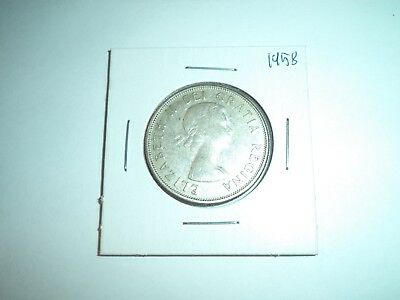1958 50C Canada 50 Cents