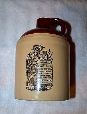 "Holt-Howard Stoneware oven proof jar, 6 1/2"" tall"