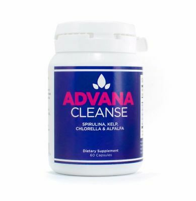 Advana Cleanse Melt Body Fat & Flush Out Extra Weight 60 Caps