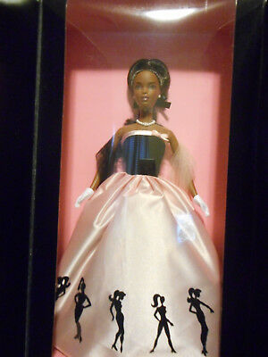 Barbie Collector Timeless Silhouette Aa Barbie Doll
