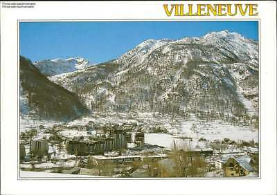 Villeneuve (Hautes-Alpes - France)