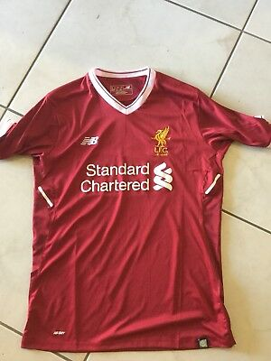 Liverpool 17/18 Home Jersey