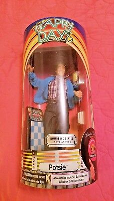 Happy Days Potsie Doll with Accessories - 1997 Exclusive Premiere