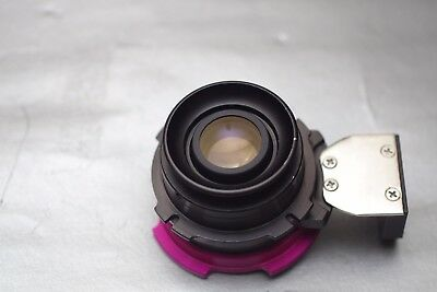"2/3"" B4 Mount Lens to PL (Arriflex, RED) adapter wth 2X glass built in,adjustabl"