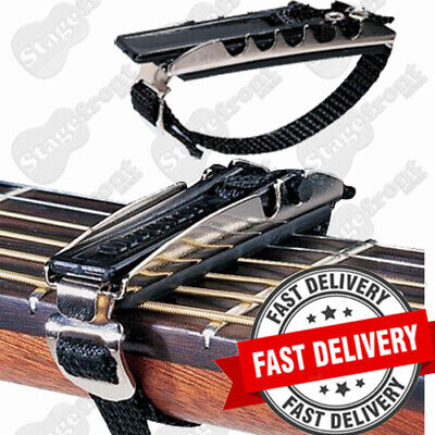 JIM DUNLOP TOGGLE ACTION CAPO J14CD for ACOUSTIC & ELECTRIC GUITARS MADE IN USA