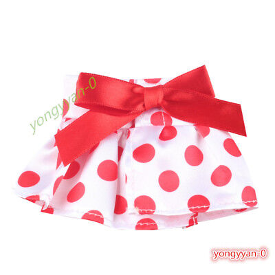 Christmas Elf Claus Couture Skirt Xmas elves Kids Gift Holiday toy on the shelf