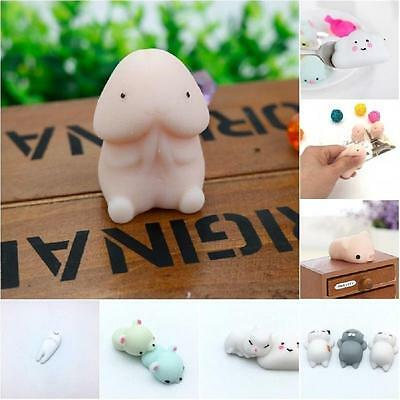 Animal Vent Toys Simulation Anti Stress Pressure Reliever Autism Mood Toy mzus