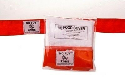 Table Food Cover Net -  Large 98 x 98cm
