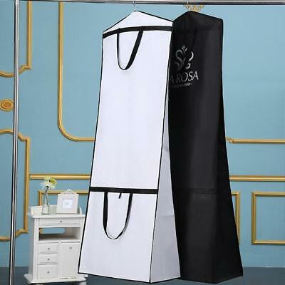 High Quality Wedding Dress Dust Proof Protector Bag Garments Gown Storage 1.8 m