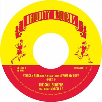 The Soul Surfers - You Can Run