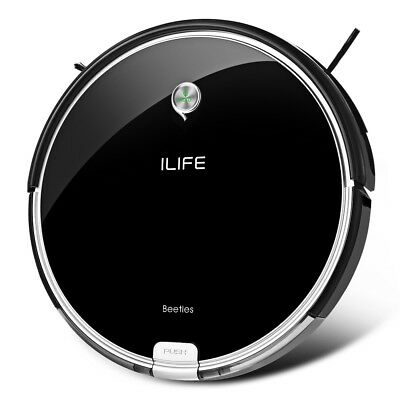 ILIFE A6 Smart Aspirateur Robotique Dual mode Electrowall Auto Nettoyage Cleaner