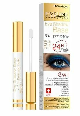 EVELINE COSMETICS 24H MAGIC STAY 8in1 EYE SHADOW BASE PRIMER