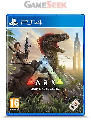 Ark: Survival Evolved (Ps4) - Playstation Ps4 Brand New Free Delivery