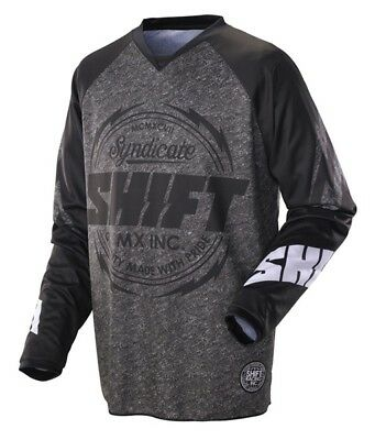 Shift Recon Tiger Jersey Motocross Bmx Mbk Off Road Adult Clothing Sports Gear