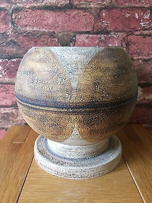 Fabulous Genuine & Authentic 1975 Troika Globe/Ball Vase by Roland Bence