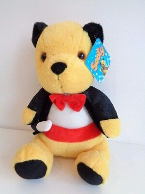 "SOOTY with WAND 11"" SOFT TOY - WITH TAG - Gosh Designs"