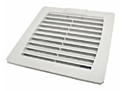 Exhaust filter (Spare grille) for enclosure fan 320 x 320 mm, IP54 - IUKNE550