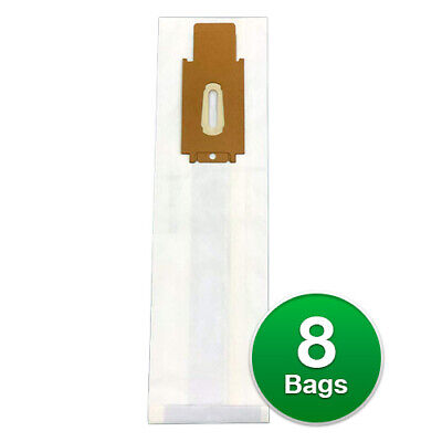 Replacement Type CC Vacuum Bags For Oreck Graphite Series Vacuums - 8 Count