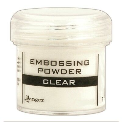 Ranger Embossing Powder - CLEAR