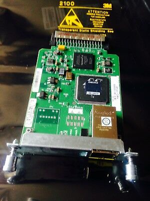 Cisco HWIC-1FE V01 1 Port Fast Ethernet High-Speed WAN Interface Card
