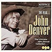 JOHN DENVER - The Real - Very Best Of - Greatest Hits Collection 3 CD NEW