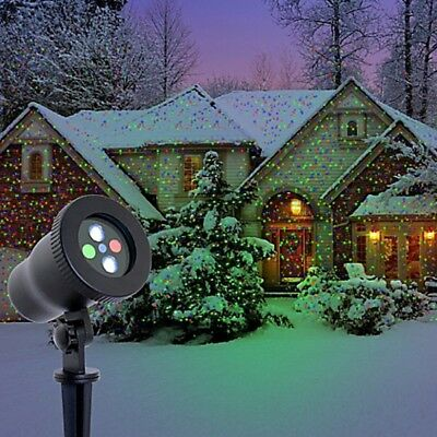 Lenoxx Indoor Outdoor Laser Light Lights Projector Party Christmas Decoration